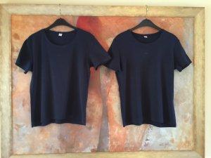 s. Oliver T-Shirts dunkelblau