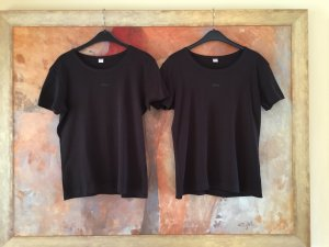 s. Oliver T-Shirts dunkelbraun
