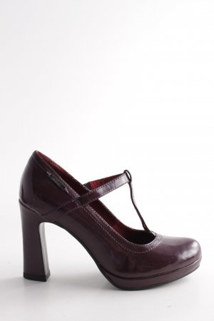 s.Oliver T-Strap Pumps lilac casual look