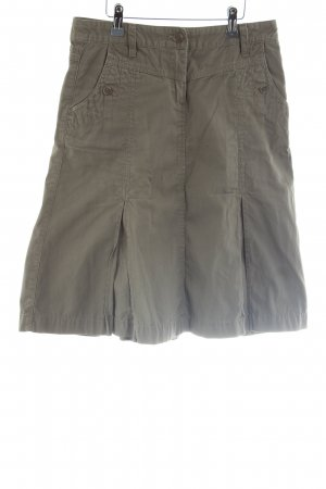s.Oliver Circle Skirt khaki casual look