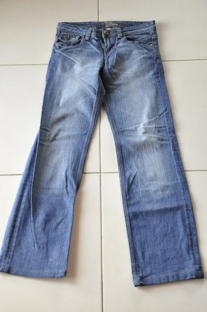 s.oliver tolle jeans top zustand model smart gr. 34 xs