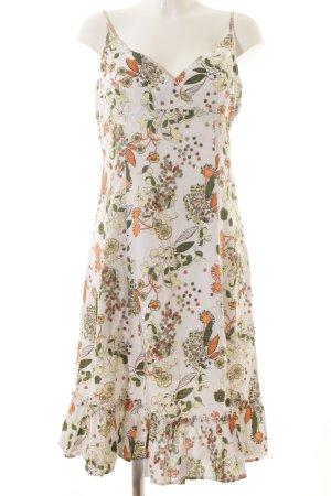 s.Oliver Trägerkleid florales Muster Romantik-Look