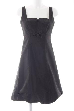 s.Oliver Trägerkleid schwarz Elegant
