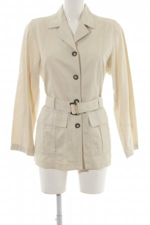 s.Oliver Trench Coat cream classic style