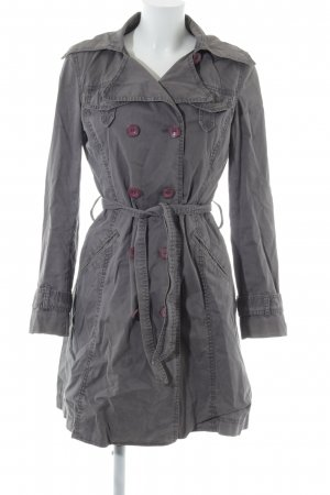 s.Oliver Trenchcoat graulila Business-Look