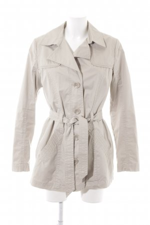 s.Oliver Trenchcoat hellbeige Casual-Look