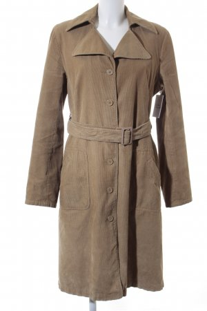 s.Oliver Trenchcoat hellbraun Casual-Look