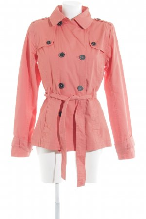 s.Oliver Trenchcoat lachs Casual-Look