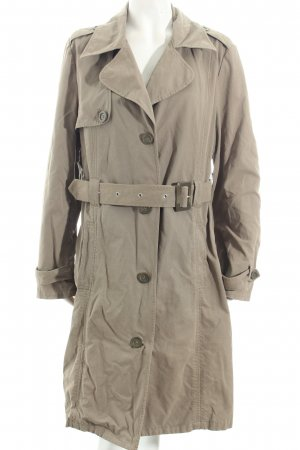 s.Oliver Trenchcoat olivgrün Casual-Look