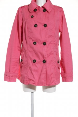 s.Oliver Trenchcoat pink Casual-Look