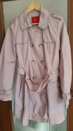 S.Oliver Trenchcoat, rosewood