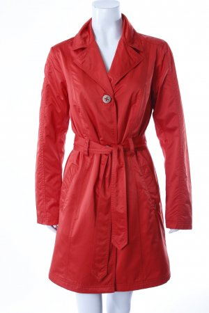 s.Oliver Trenchcoat rot