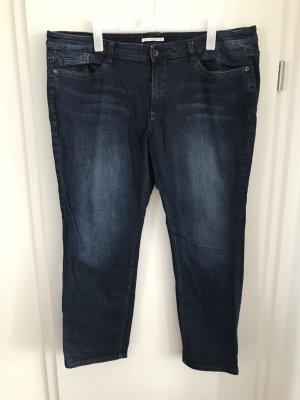 S.Oliver Triangle Jeans Gr.54 Plus Size Hose dunkelblau