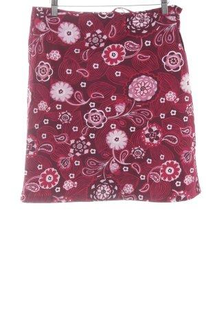 s.Oliver Tulpenrock florales Muster 70ies-Stil
