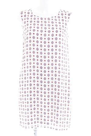 s.Oliver Tunikakleid abstraktes Muster Casual-Look