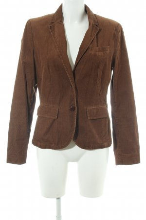 s.Oliver Tweedblazer braun Casual-Look