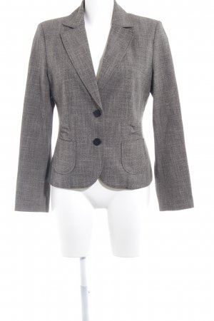 s.Oliver Tweedblazer graubraun meliert Business-Look