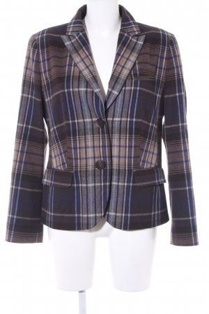s.Oliver Tweedblazer Karomuster Business-Look