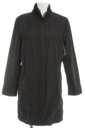 s.Oliver Between-Seasons-Coat black casual look