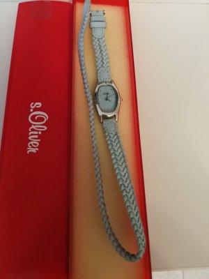 S. Oliver Uhr mit Wickelarmband