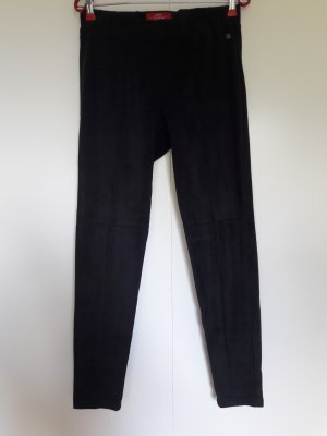 s.Oliver Treggings black imitation leather