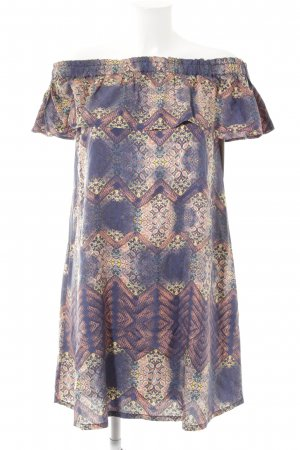 s.Oliver Flounce Dress abstract print casual look