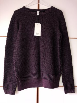 s.Oliver Winter Pullover L 40 bordeaux weinrot Neu