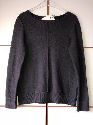 QS by s.Oliver Kraagloze sweater veelkleurig Katoen