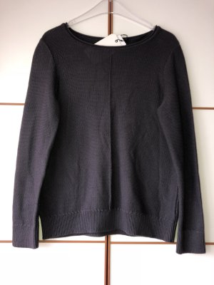 s.Oliver Winter Pullover L 40 grau antrazit Neu