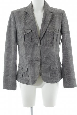 s.Oliver Woll-Blazer Karomuster Business-Look