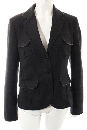 s.Oliver Woll-Blazer schwarz Elegant