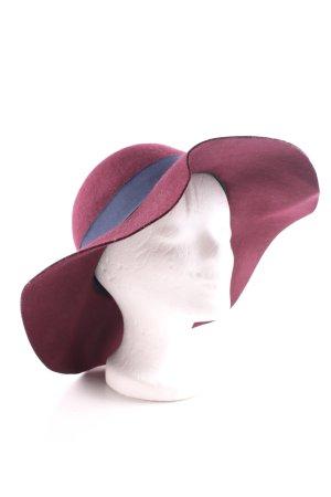 s.Oliver Wollhut rot-blau Elegant