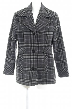 s.Oliver Wolljacke Glencheckmuster Casual-Look