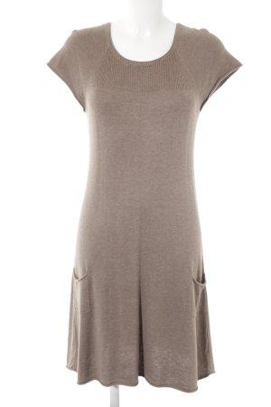 s.Oliver Vestito di lana beige stile casual