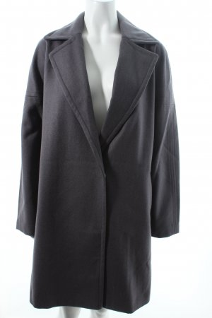 s.Oliver Wool Coat anthracite simple style