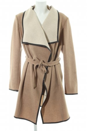 s.Oliver Wool Coat camel-beige classic style