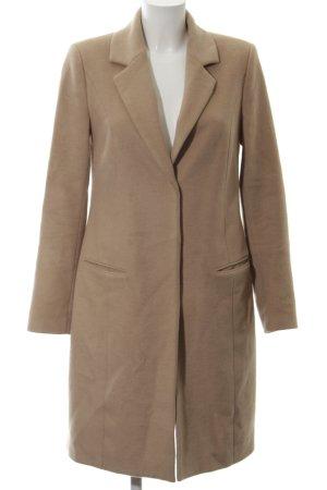 s.Oliver Wool Coat light brown elegant