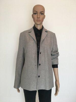 s.Oliver Blazer unisex gris claro-color plata