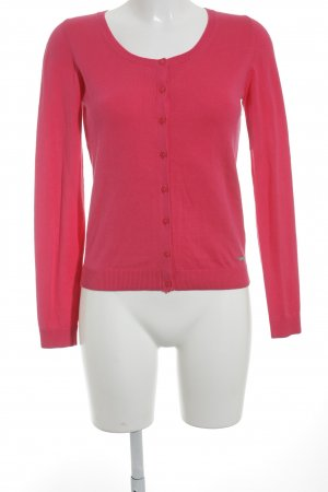 s.Oliver Women Strickjacke pink Casual-Look