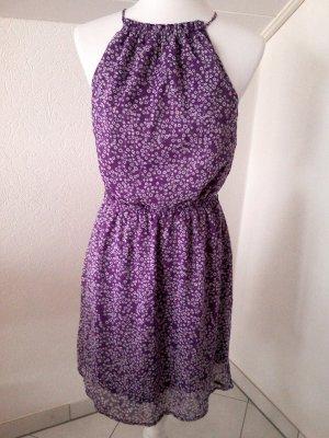 s.Oliver, wunderschönes Kleid,lila,weiß,Gr.38