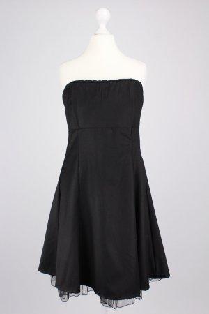 s3ss Kleid schwarz Größe M