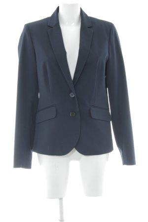 Sa.Hara Smoking-Blazer dunkelblau klassischer Stil