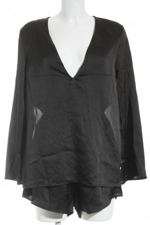 Sabo Skirt Jumpsuit schwarz Elegant