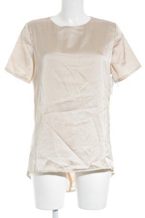 Sabo Skirt Long-Bluse nude Elegant