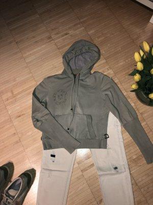Sabotage Designer Sweatshirtjacke