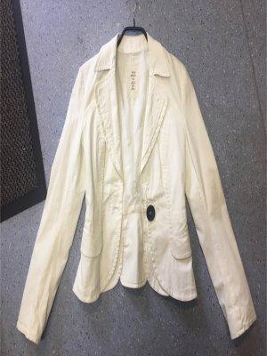 Marc Cain Blazer corto bianco sporco-crema