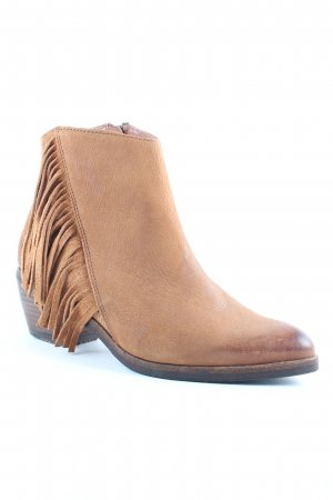 Sacha Ankle Boots hellbraun klassischer Stil