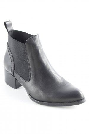 Sacha Ankle Boots schwarz Country-Look