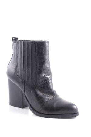 Sacha Ankle Boots schwarz klassischer Stil