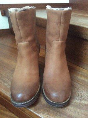 Sacha Boots cognac, Größe 40